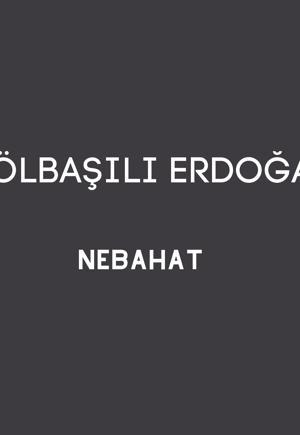 Gölbaşılı Erdoğan