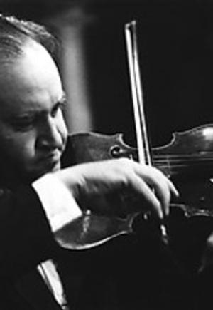Давид Фёдорович Ойстрах
