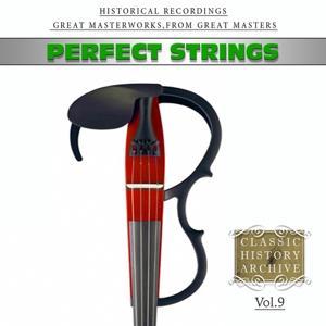 Perfect Strings, Vol. 9 (Johann Sebastian Bach)