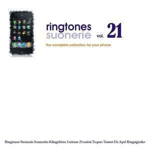 Ringtones Suonerie, Vol. 21 (Ringtone suoneria sonnerie klingelton ton de apel)
