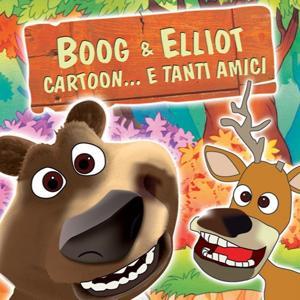 Boog & Elliot Cartoon... E tanti amici