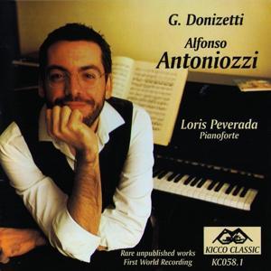 G. Donizetti (Loris Peverada pianoforte)