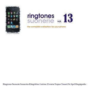 Ringtones suonerie, Vol. 13
