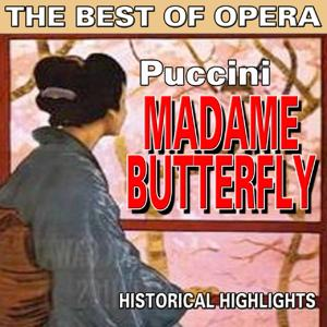 Puccini : Madame Buttlerfly
