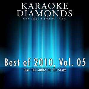 The Best of 2010, Vol. 5 (Karaoke Version)
