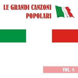 Le grandi canzoni popolari, vol. 8