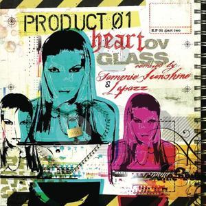 Heart Ov Glass Remixes EP 2