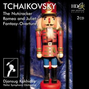 Tchaikovsky (The Nutcracker / Romeo and Juliet / Fantasy-Overture)