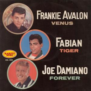 Rarity Music Pop, Vol. 24 (Peter De Angelis Presents Frankie Avalon Fabian, Joe Damiano)
