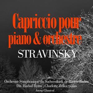 Stravinsky : Capriccio pour piano et orchestre