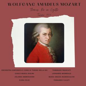 Wolfgang Amadeus Mozart : Thamos, König in Ägypten - Thamos, Re in Egitto (Torino 1958)