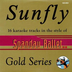 Sunfly Gold 3 In the Style of Spandau Ballet
