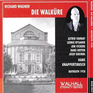 Richard Wagner: Die Walküre (Bayreuth 1958)