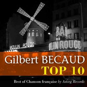 Gilbert Bécaud : Top 10