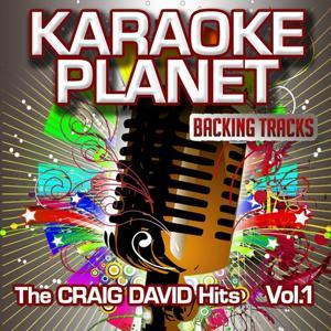 The Craig David Hits Vol. 1 (Karaoke Planet)