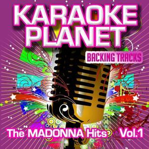 The Madonna Hits, Vol. 1 (Karaoke Planet)