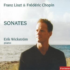 Franz Liszt & Frédéric Chopin : Sonates