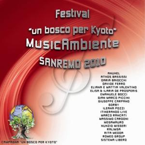 Festival un bosco per Kyoto (Sanremo 2010)