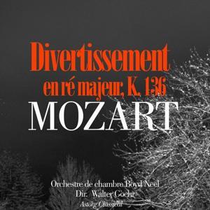 Mozart : Divertissement en ré majeur, K. 136