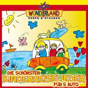 Die schönsten Kinderreiselieder für's Auto