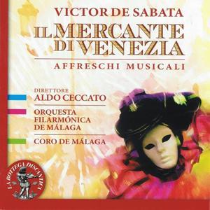 Victor de Sabata : Il mercante di Venezia - Affreschi musicali (Prima esecuzione Biennale di Venezia 1934)
