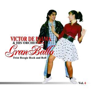 Granballo, Vol. 4 (Twist, Boogie Woogie, Rock'n'roll)