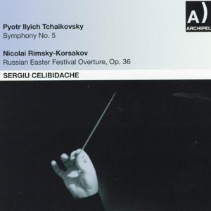 Pyotr Ilych Tchaikovsky: Symphony No. 5 - Nicolai Rimsky, Korsakov: Russian Easter Festival Overture, Op. 36