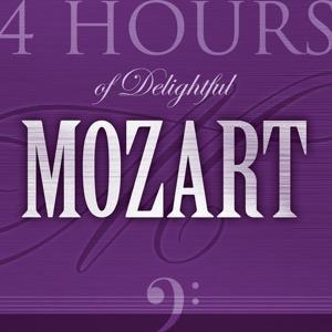 4 hours of delightful  W.Amadeus MOZART