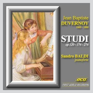 Duvernoy : Studio, Op.120, Op. 176, Op. 276