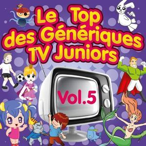 Le top des génériques TV Juniors, Vol. 5 (Hélène et ses amis)
