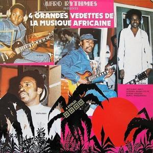4 grandes vedettes de la musique africaine