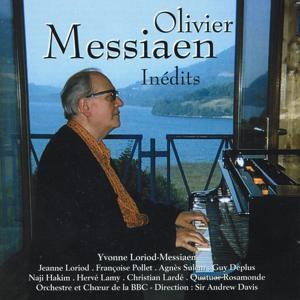 Olivier Messiaen : Inédits
