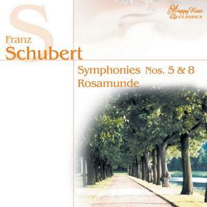 Symphony No. 5 & No. 8, Rosamunde (Schubert)