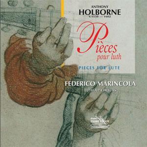 Holborne : Pièces pour luth