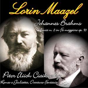 Johannes Brahms - Piotr Iliich Ciaikovski