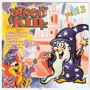 Disco Kid, Vol. 13 (Cover)