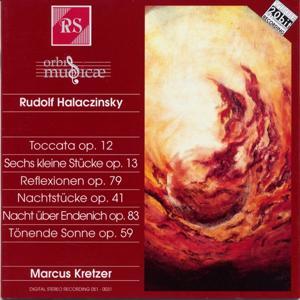 Rudolf Halaczinski: Piano Works