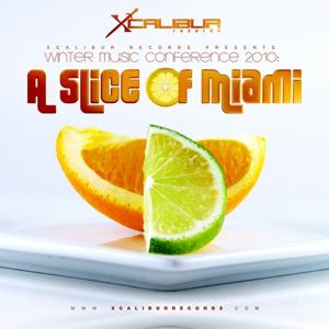 Xcalibur Records Presents Winter Music Conference 2010 - A Slice of Miami