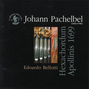 Pachelbel : Hexachordum Apollinis (1699 - Organo Ghilardi, 1992, Chiesa Santa Maria Assunta, Smarano, Trento, Italy)