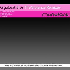 The Sound Of Violence Remixes Part.1