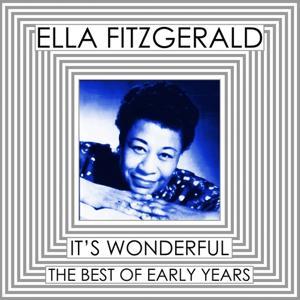 Ella Fitzgerald : It's Wonderful, Vol. 2