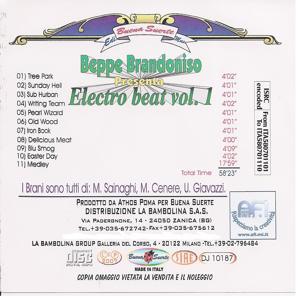 Electro Beat Vol. 1
