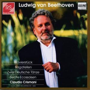 Ludwig Van Beethoven : Klavierstück / Bagatellen / Tänze / Ecosaissen