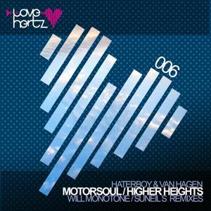 Motorsoul Higher Heights Remixes