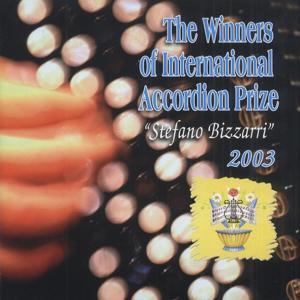 The Winner of International Accordion Prize Stefano Bizzarri 2003