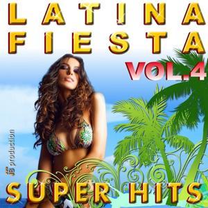 Latina Fiesta Best Hits, Vol. 4 (Caribe Megahits)