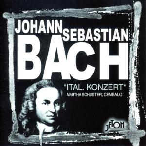 Plays Johann Sebastian Bach - Ital. Konzert