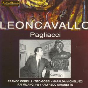 Ruggero Leoncavallo: Pagliacci (Rai, Milano 1954)