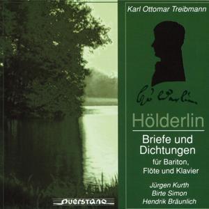 Hörderlin - Briefe und Dichtungen für Bariton, Flöte und Klavier