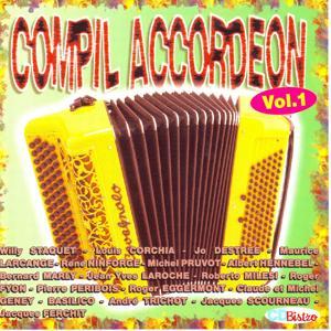 Compil accordéon, vol. 1